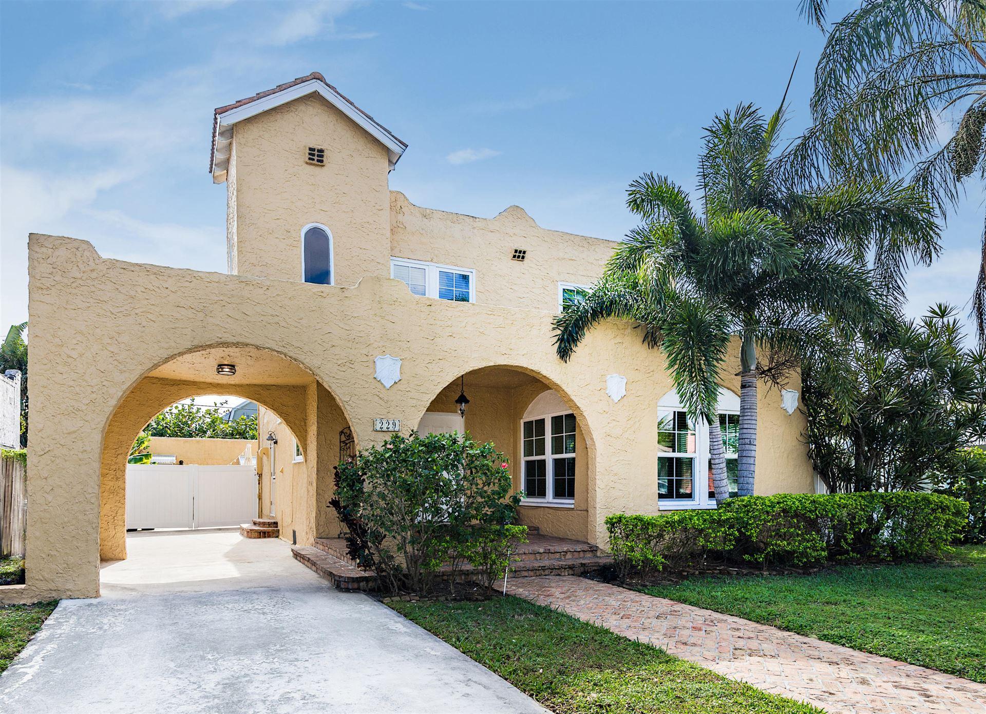 229 Fordham Drive, Lake Worth, FL 33460 - #: RX-10589540