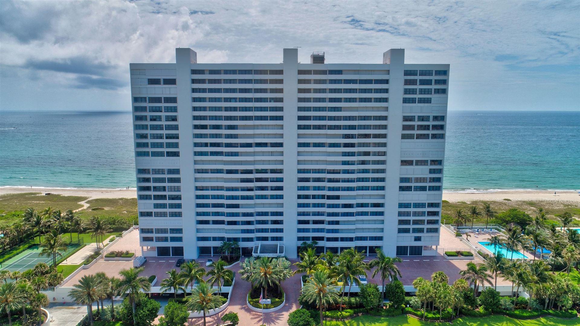 2600 S Ocean Boulevard #14d, Boca Raton, FL 33432 - #: RX-10629540