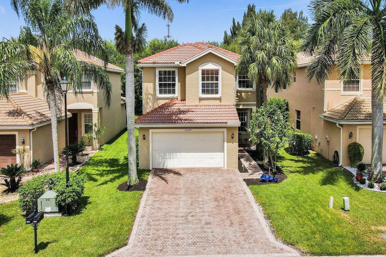 10597 Cocobolo Way, Boynton Beach, FL 33437 - MLS#: RX-10632540