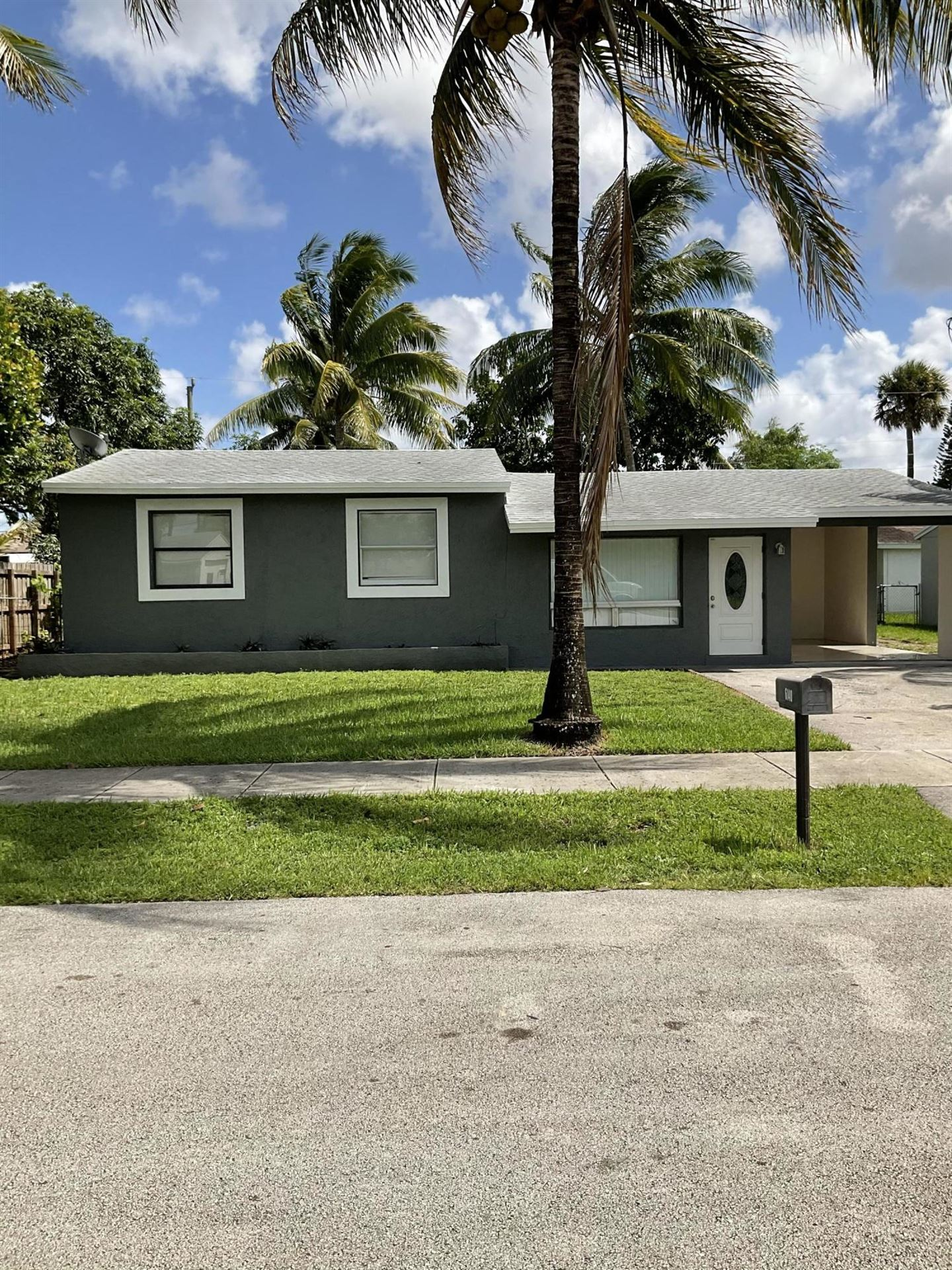 Photo of 6140 SW 15th Court, North Lauderdale, FL 33068 (MLS # RX-10732540)