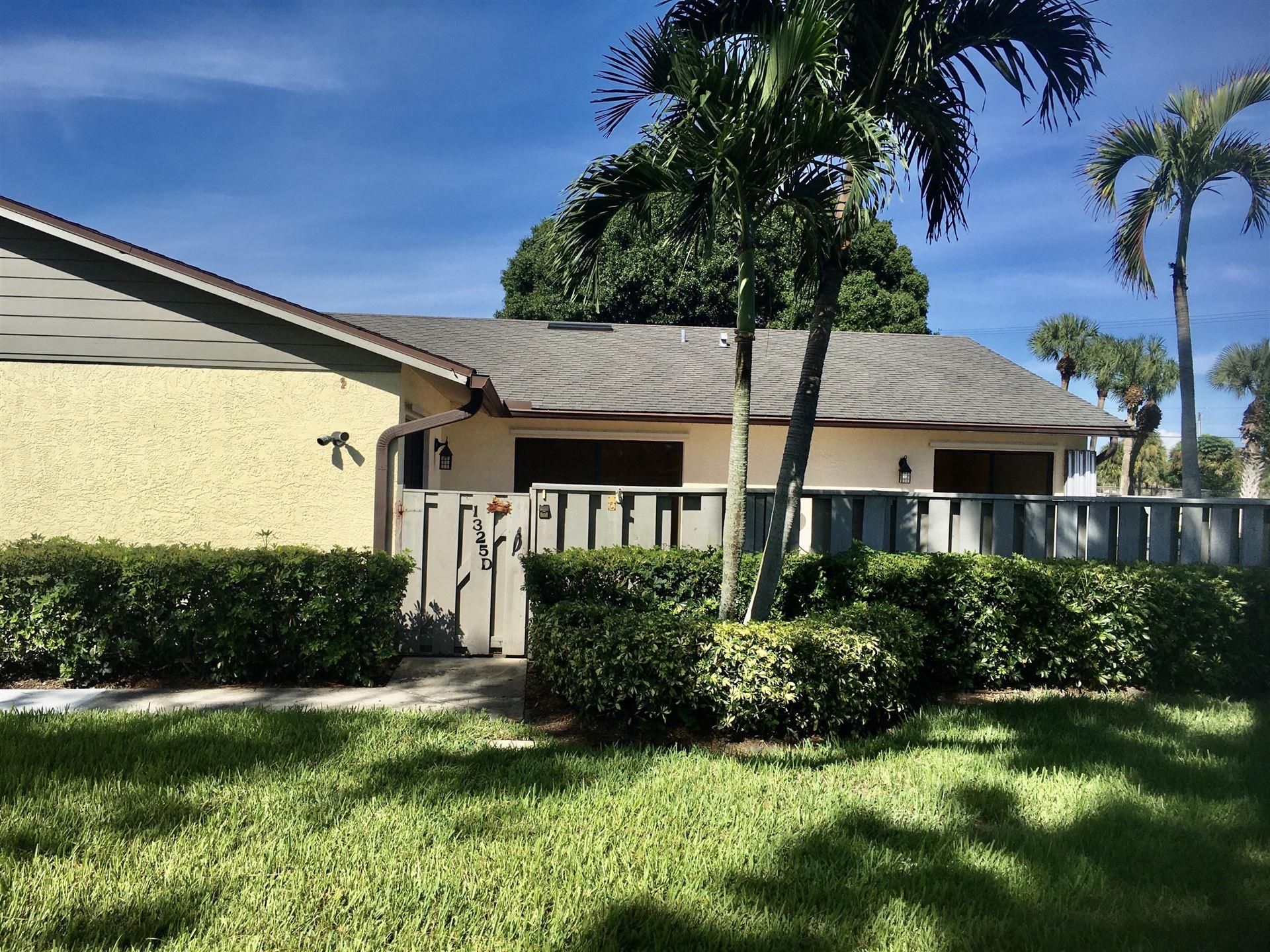 1325 Peppertree Trail #D, Fort Pierce, FL 34950 - #: RX-10655541