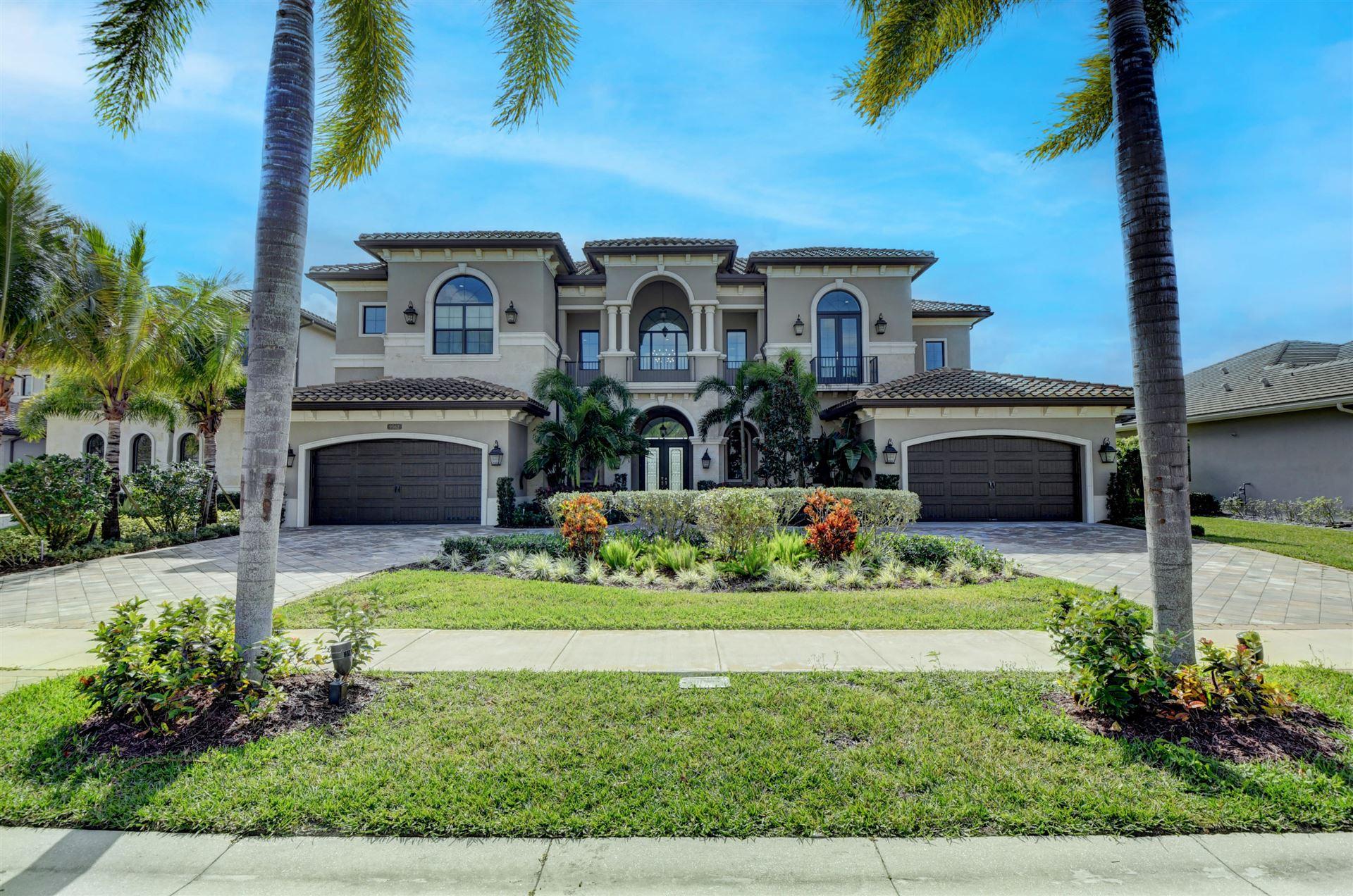 9562 Labelle Court, Delray Beach, FL 33446 - #: RX-10689541