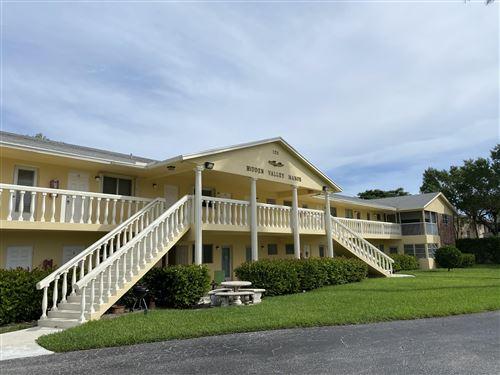 Photo of 125 W Hidden Valley Boulevard #3, Boca Raton, FL 33487 (MLS # RX-10656542)