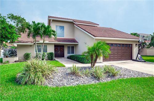 Photo of 22340 Martella Avenue, Boca Raton, FL 33433 (MLS # RX-10681542)