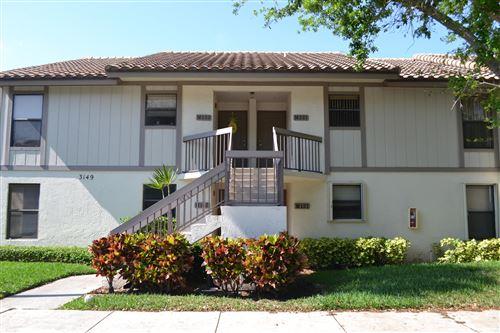 Photo of 3149 Millwood Terrace #2210, Boca Raton, FL 33431 (MLS # RX-10724542)