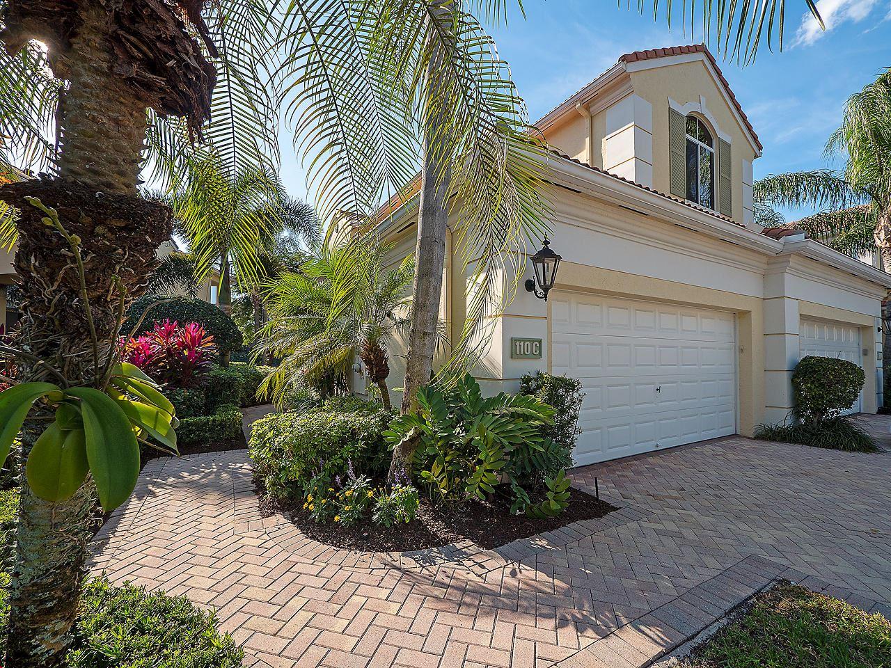 110 Palm Bay Lane #C, Palm Beach Gardens, FL 33418 - #: RX-10603542