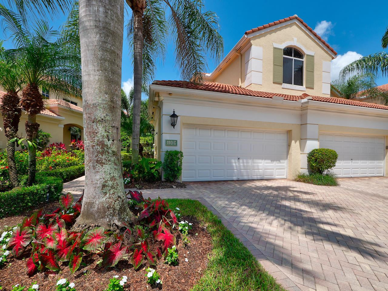 Photo of 110 Palm Bay Lane #C, Palm Beach Gardens, FL 33418 (MLS # RX-10603542)