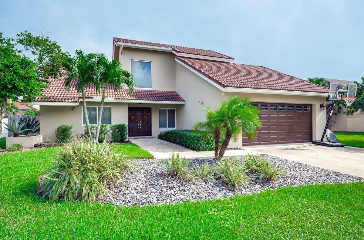 22340 Martella Avenue, Boca Raton, FL 33433 - #: RX-10681542