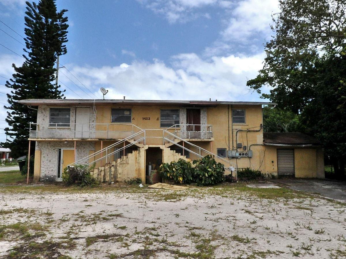 1423 Avenue E, Fort Pierce, FL 34950 - MLS#: RX-10729542