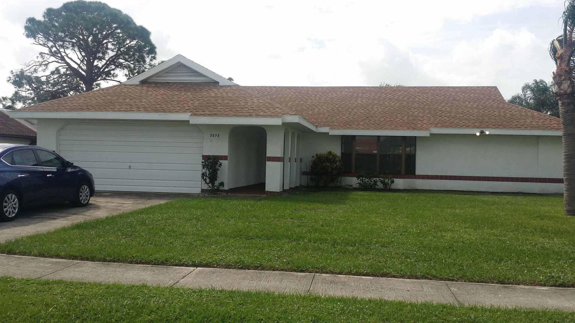 2672 SE Gowin Drive, Port Saint Lucie, FL 34952 - #: RX-10746542