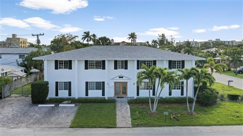 Photo of 231 Bamboo Road #4, Palm Beach Shores, FL 33404 (MLS # RX-10606543)