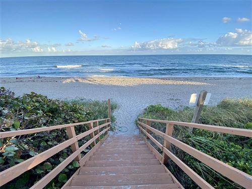Photo of 3440 S Ocean Boulevard #306n, Palm Beach, FL 33480 (MLS # RX-10714543)