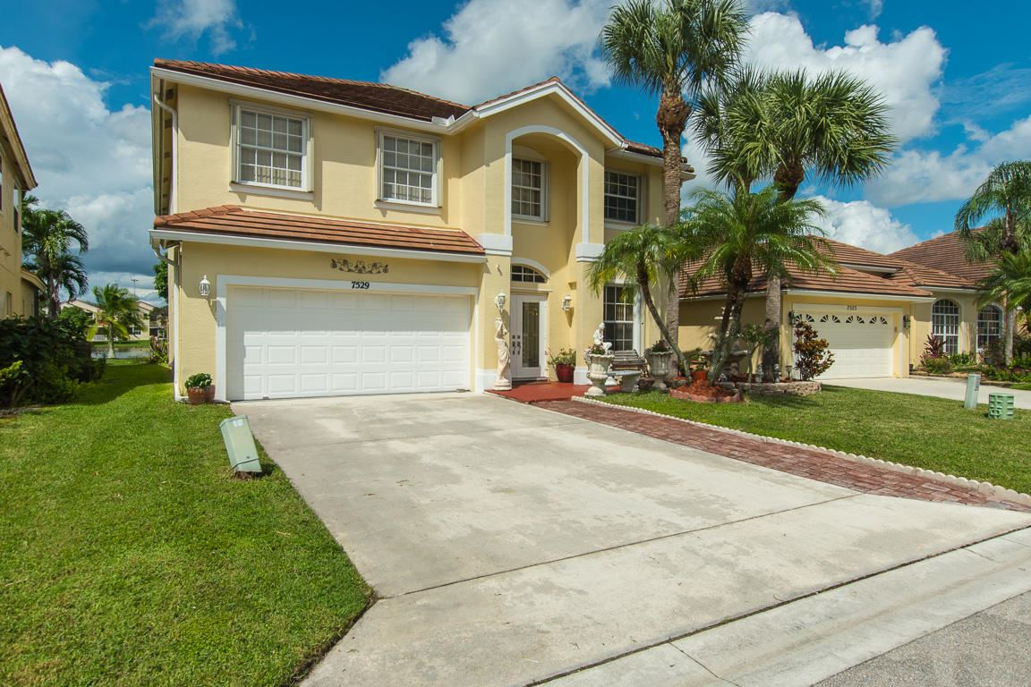 7529 Oakboro Drive, Lake Worth, FL 33467 - #: RX-10662543