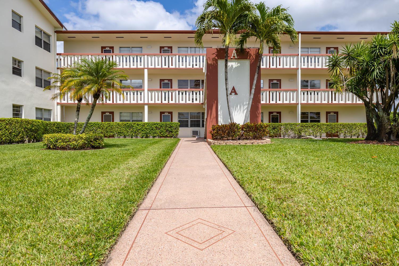 12 Brighton A, Boca Raton, FL 33434 - MLS#: RX-10712543