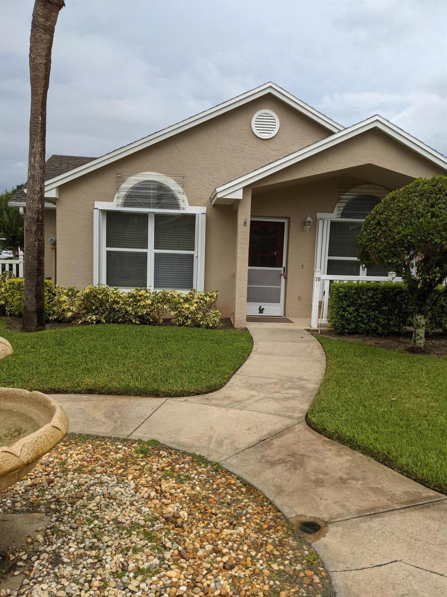 711 NW San Remo Circle, Port Saint Lucie, FL 34986 - MLS#: RX-10741543