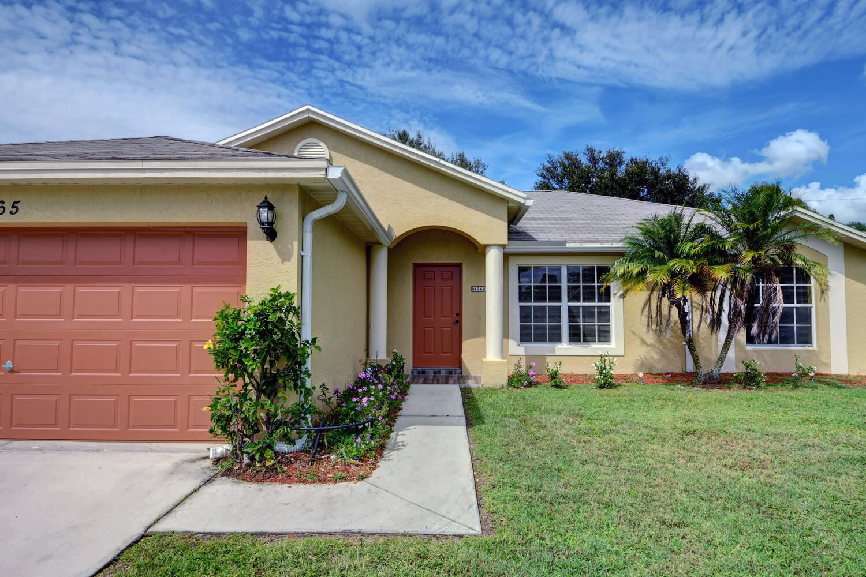 1265 SW Albenga Avenue, Port Saint Lucie, FL 34953 - MLS#: RX-10751543