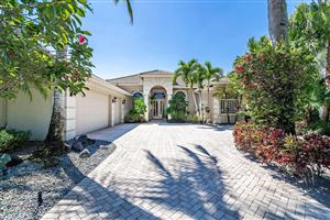 Photo of 44 Bermuda Lake Drive, Palm Beach Gardens, FL 33418 (MLS # RX-10516544)