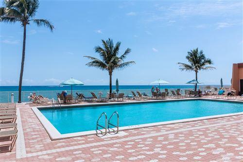 Photo of Listing MLS rx in 3520 S Ocean Boulevard #H505 South Palm Beach FL 33480