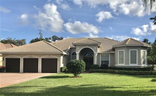Photo of 6129 NW 53rd Circle, Coral Springs, FL 33067 (MLS # RX-10588544)