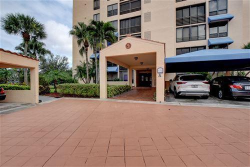 Photo of 7170 Promenade Drive #101, Boca Raton, FL 33433 (MLS # RX-10673544)