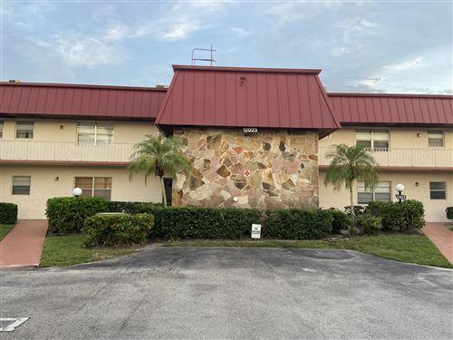 Photo of 12023 W Greenway Drive #101, Royal Palm Beach, FL 33411 (MLS # RX-10754544)