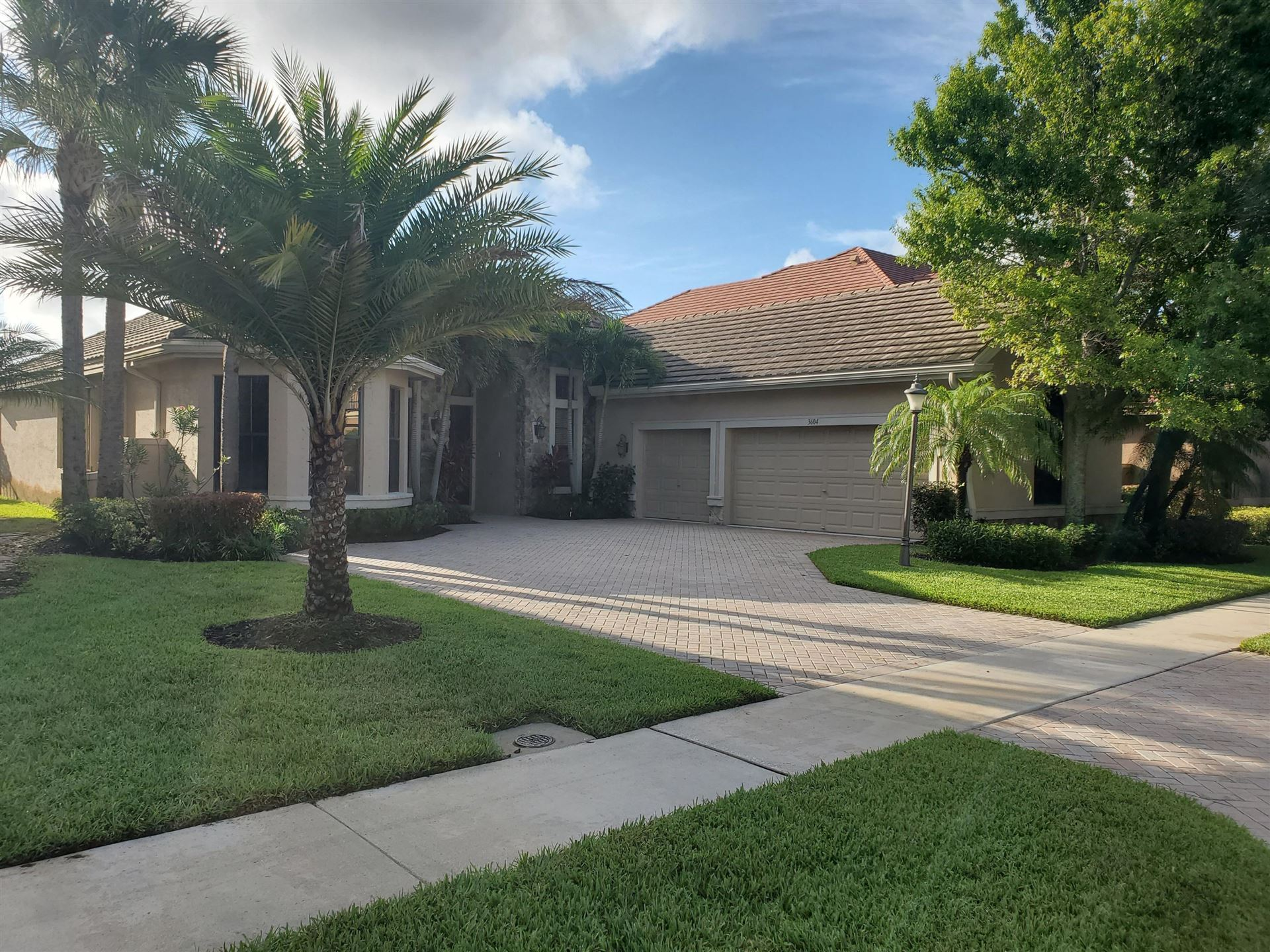 3604 Collonade Drive, Wellington, FL 33449 - #: RX-10623544
