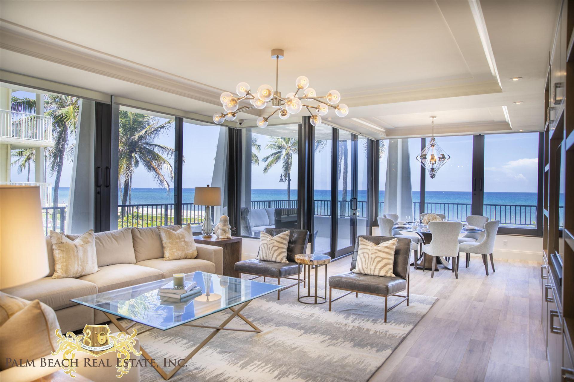 360 S Ocean Boulevard #2-C, Palm Beach, FL 33480 - #: RX-10649544