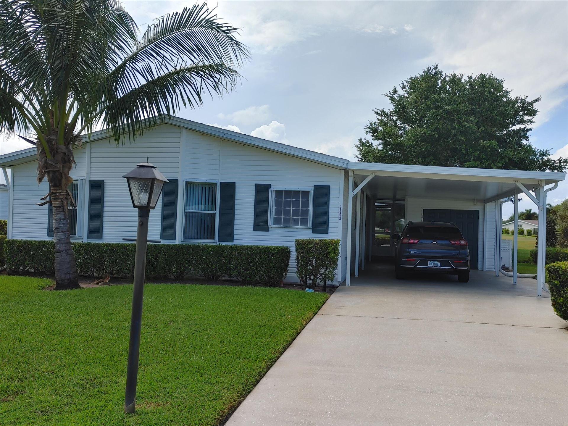 3808 Sandlace Court, Port Saint Lucie, FL 34952 - MLS#: RX-10733544