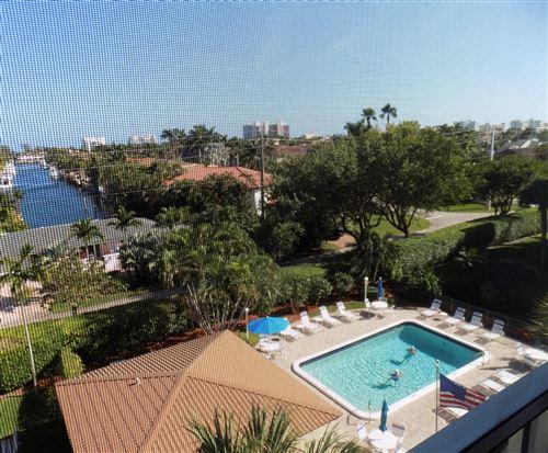 Photo of 2809 Florida Boulevard #506, Delray Beach, FL 33483 (MLS # RX-10592545)