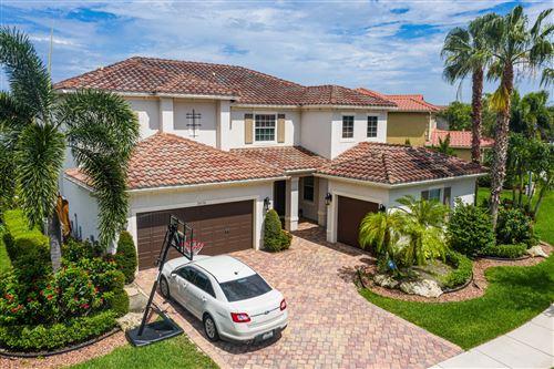 Photo of 3456 Oakmont Estates Boulevard, Wellington, FL 33414 (MLS # RX-10632545)