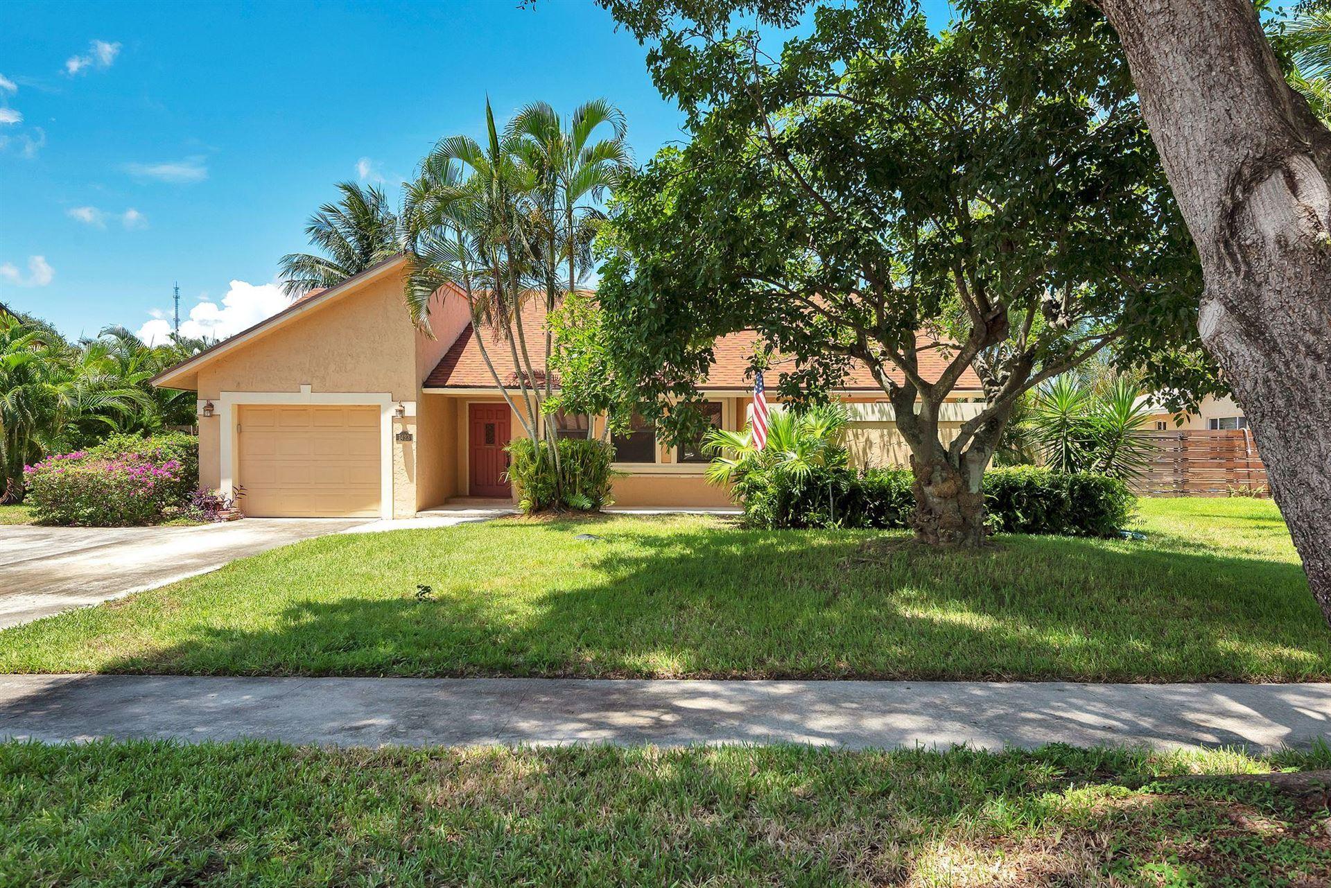 1423 Gallinule Circle, Delray Beach, FL 33444 - #: RX-10646545