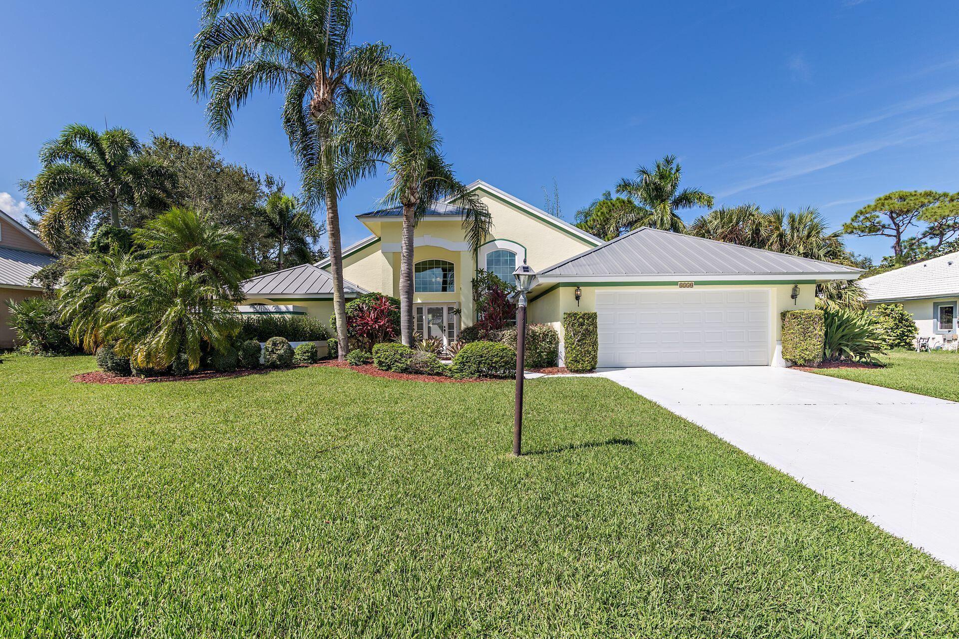 Photo of 8350 SE Woodcrest Place, Hobe Sound, FL 33455 (MLS # RX-10750545)
