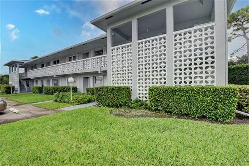 Photo of 2820 SW 15th Street #202, Delray Beach, FL 33445 (MLS # RX-10754546)
