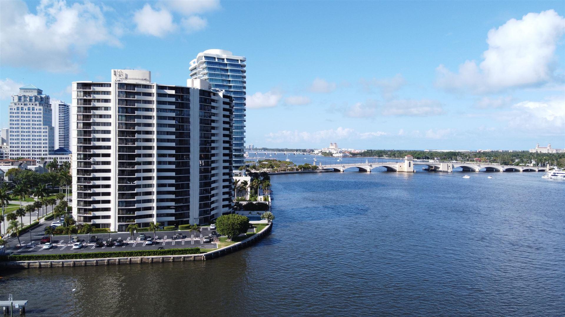 1200 S Flagler Drive #406, West Palm Beach, FL 33401 - #: RX-10653546