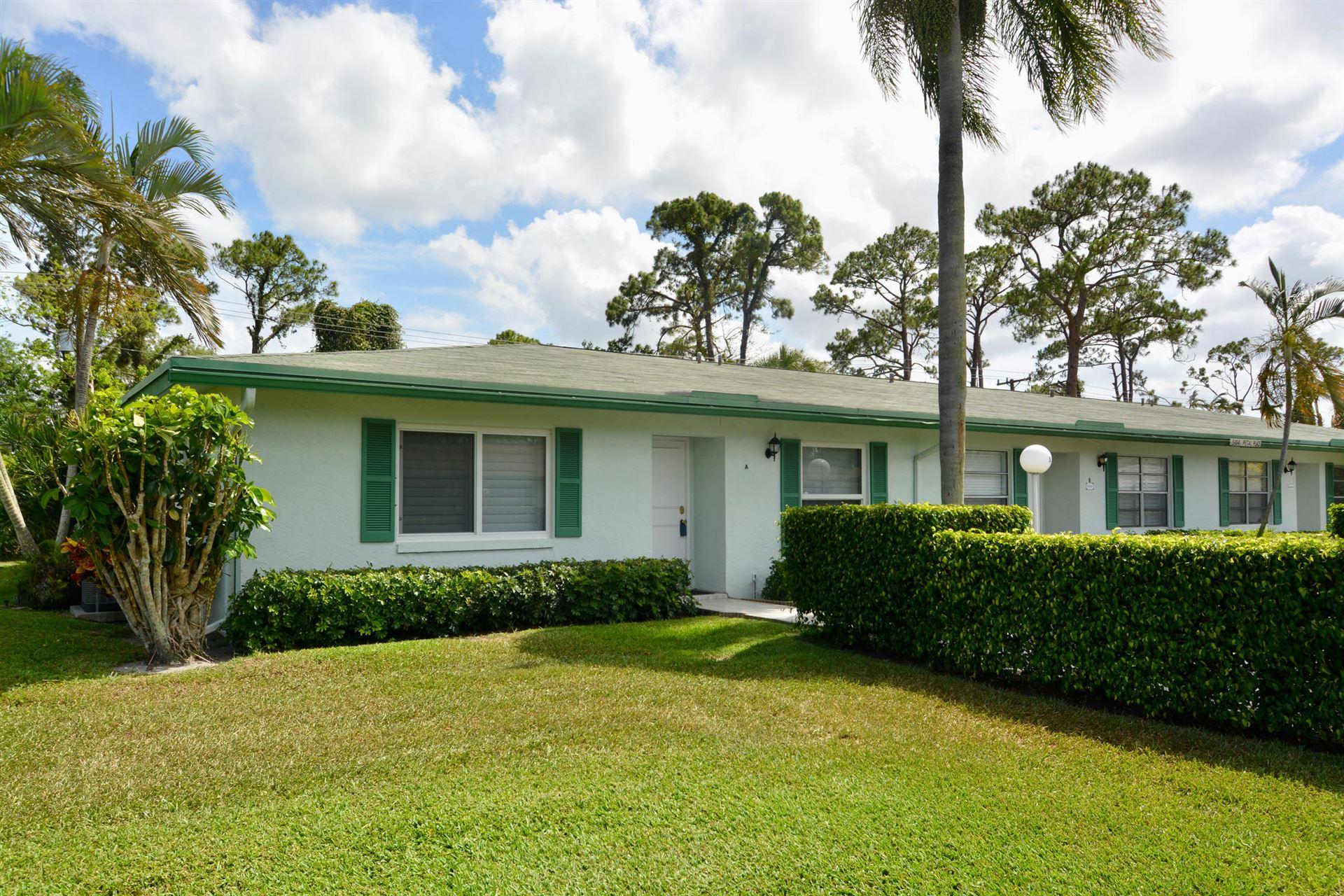 5104 Petal Place #A, Delray Beach, FL 33484 - MLS#: RX-10719546