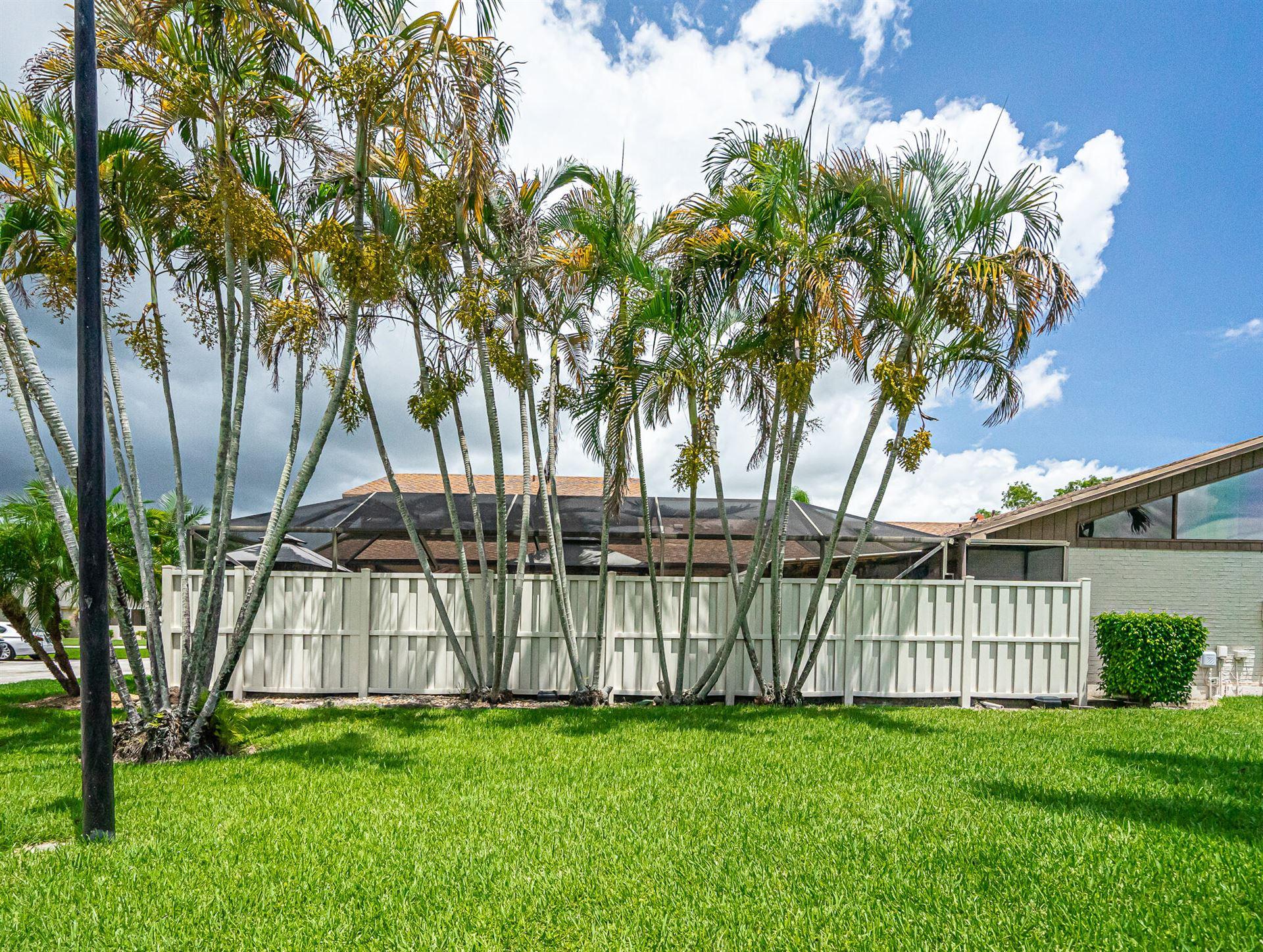 Photo of 9816 Boca Gardens Circle N #D, Boca Raton, FL 33496 (MLS # RX-10733546)