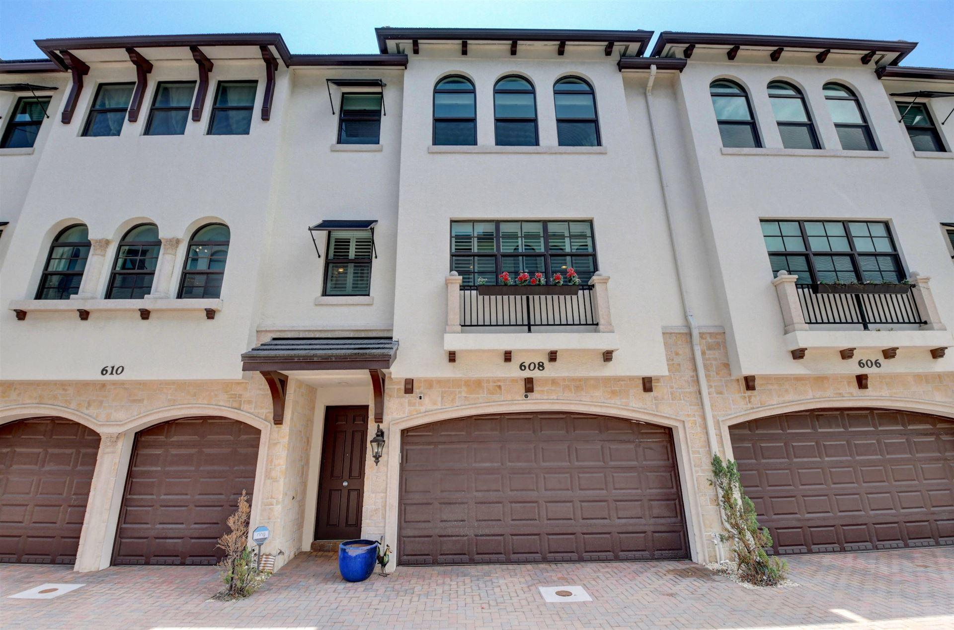 608 Windward Circle S, Boynton Beach, FL 33435 - MLS#: RX-10740546