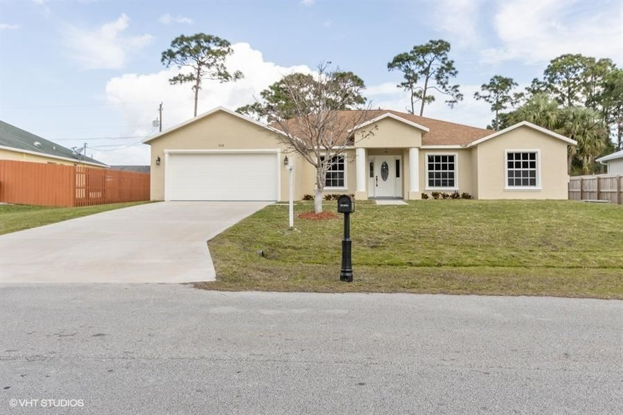 208 SW Milburn Circle, Port Saint Lucie, FL 34953 - #: RX-10608547