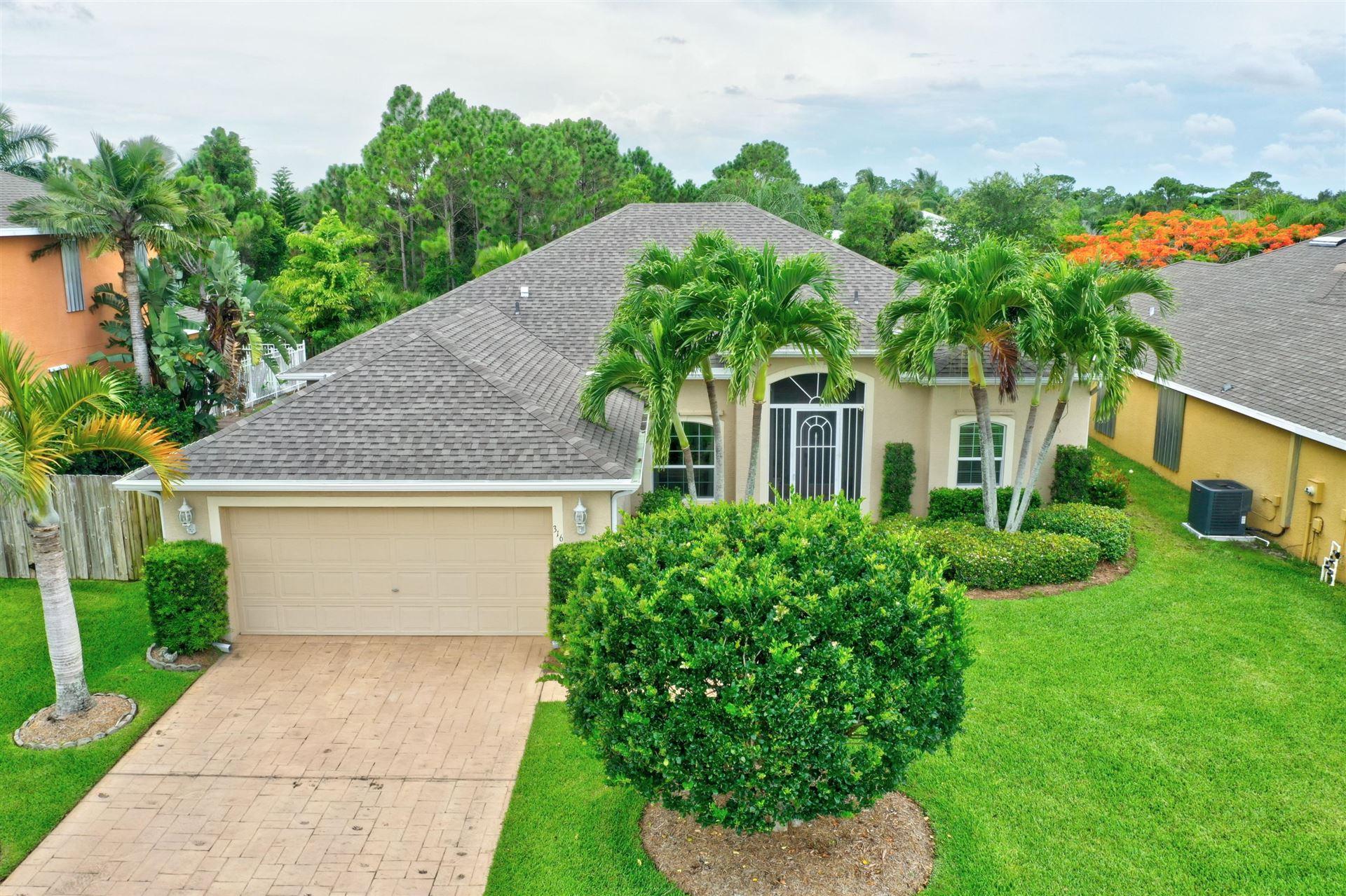 316 NW Emilia Way, Jensen Beach, FL 34957 - #: RX-10627547
