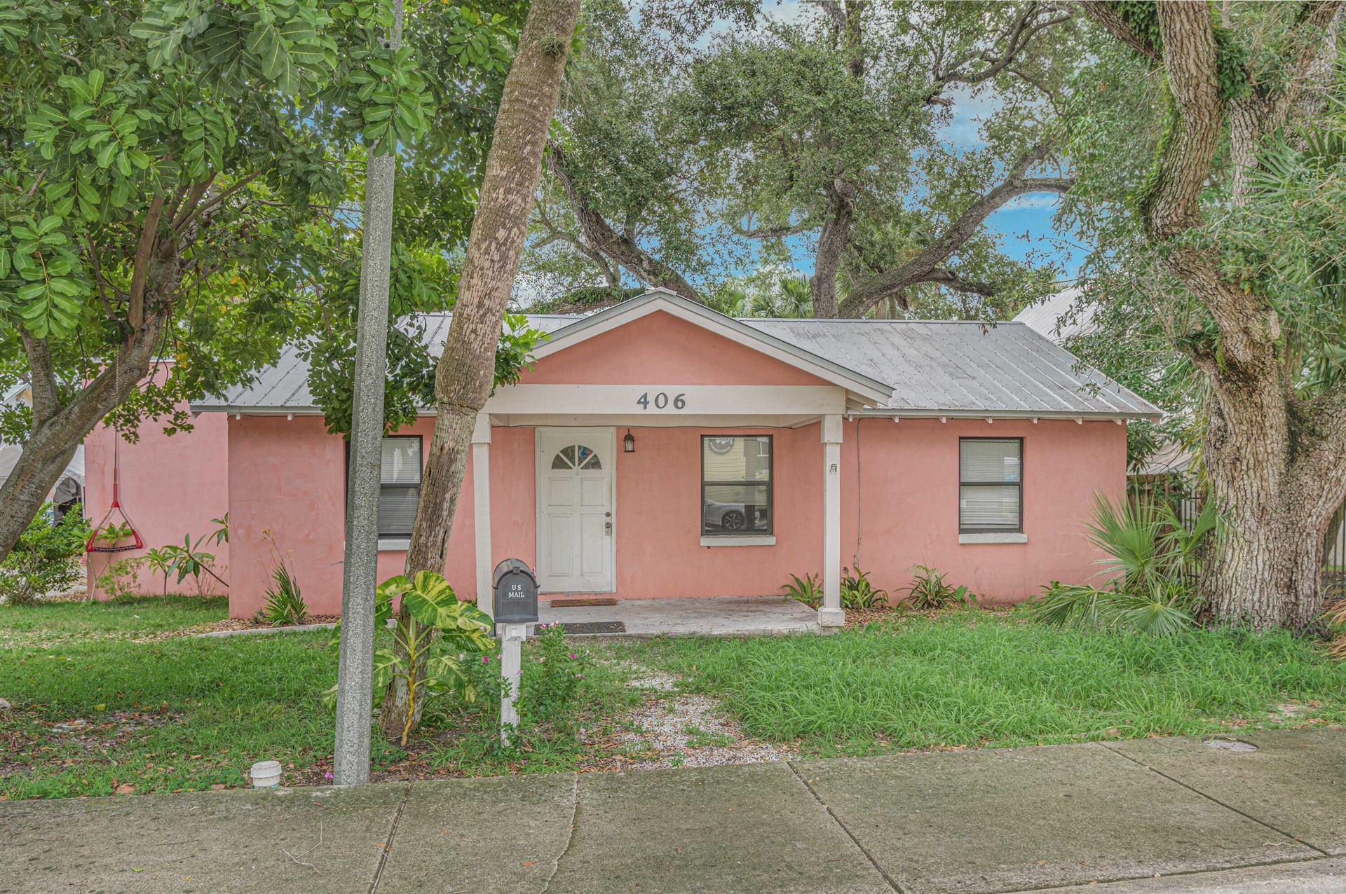 406 N 2nd Street, Fort Pierce, FL 34950 - #: RX-10735547