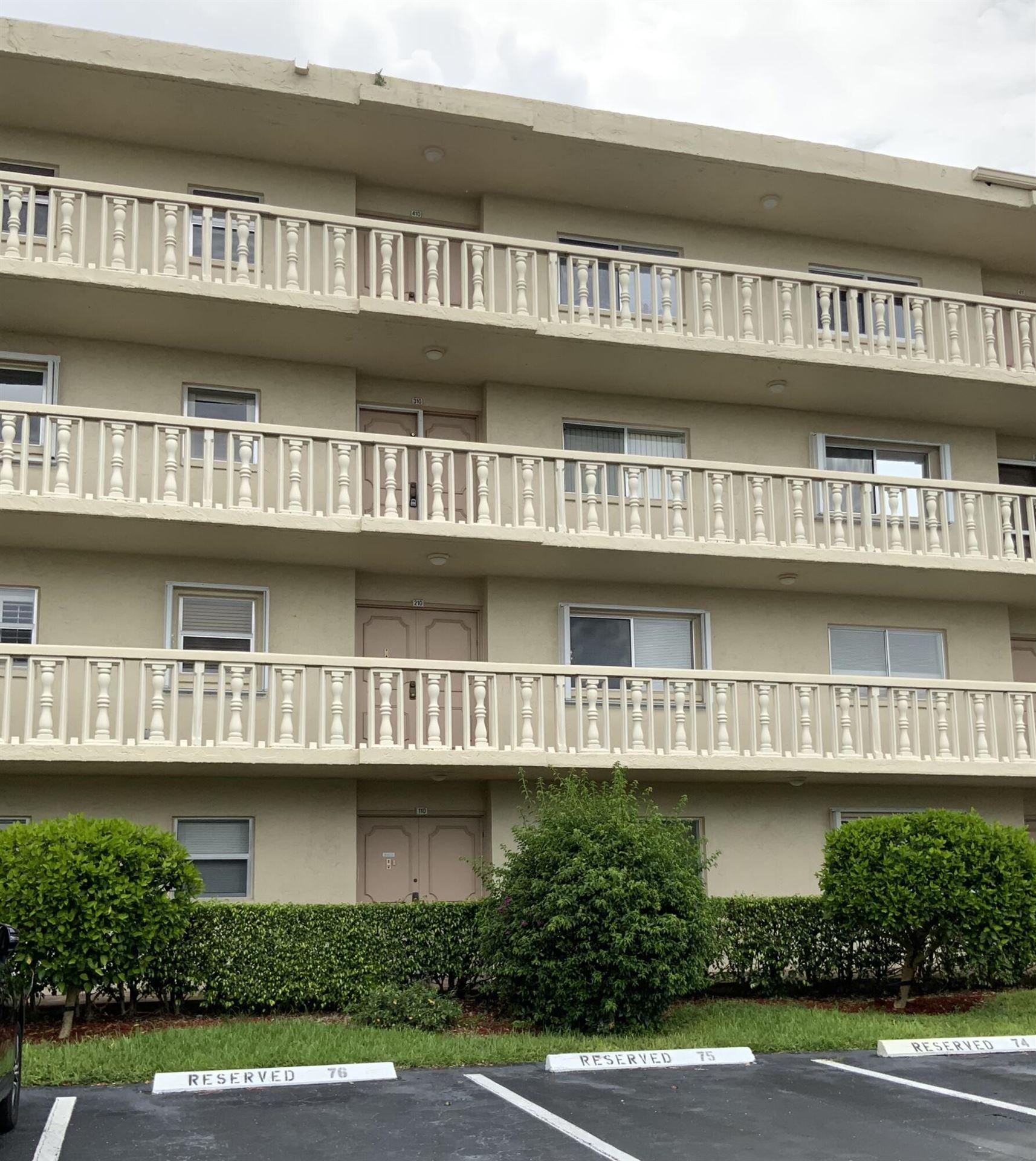 3286 Arcara Way #310, Lake Worth, FL 33467 - MLS#: RX-10740547