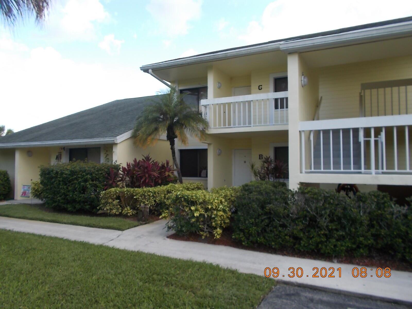 4300 Gator Trace Drive #B, Fort Pierce, FL 34982 - MLS#: RX-10750547