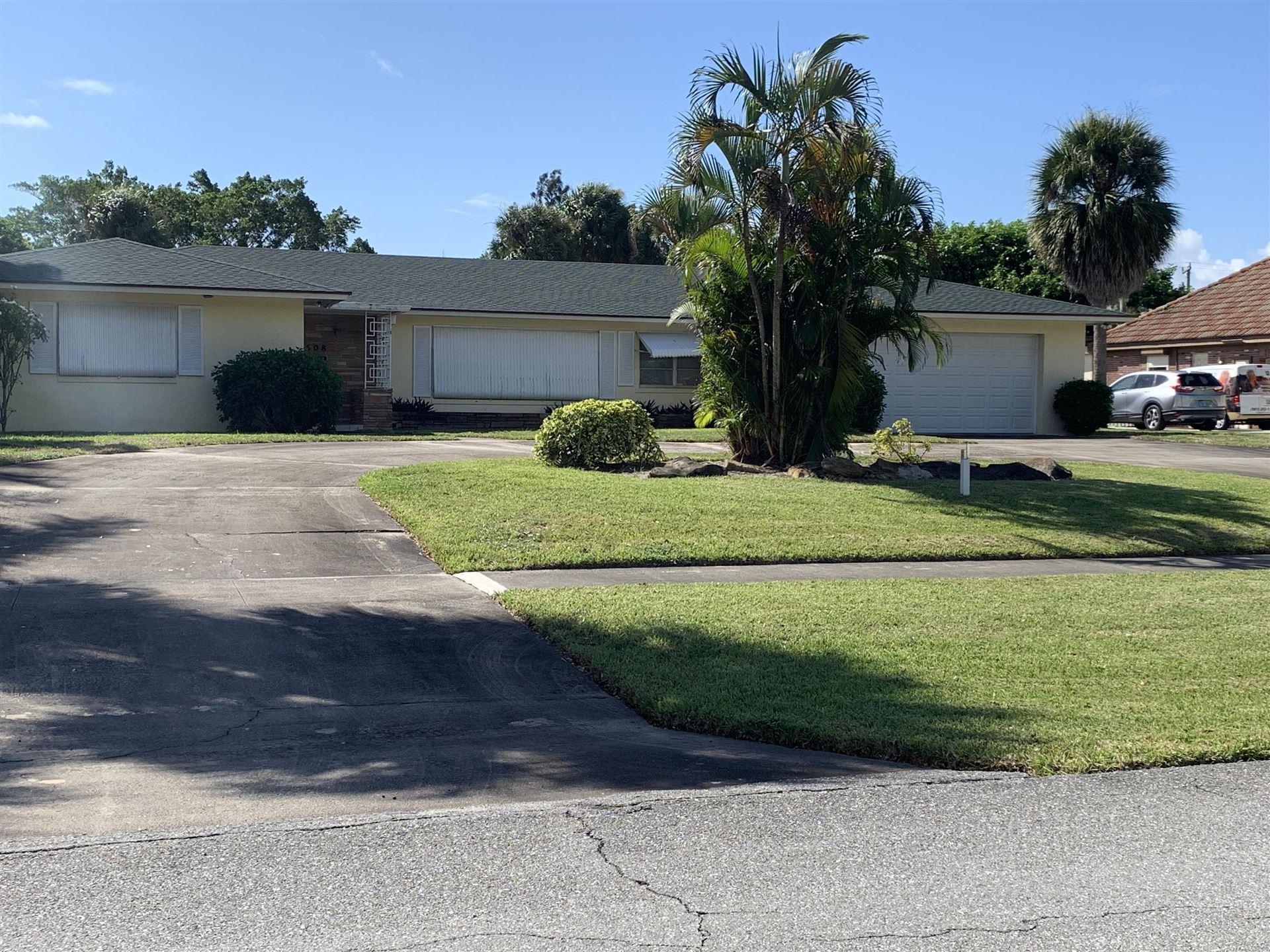 Photo of 508 Anchorage Drive, North Palm Beach, FL 33408 (MLS # RX-10751547)