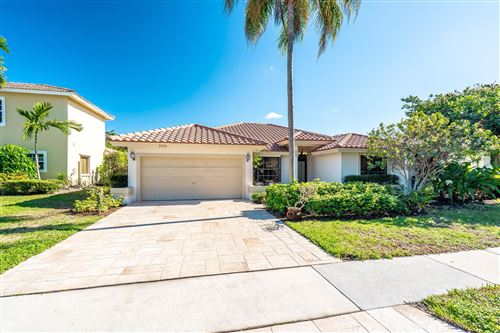 Photo of 5192 Deerhurst Crescent Circle, Boca Raton, FL 33486 (MLS # RX-10585548)