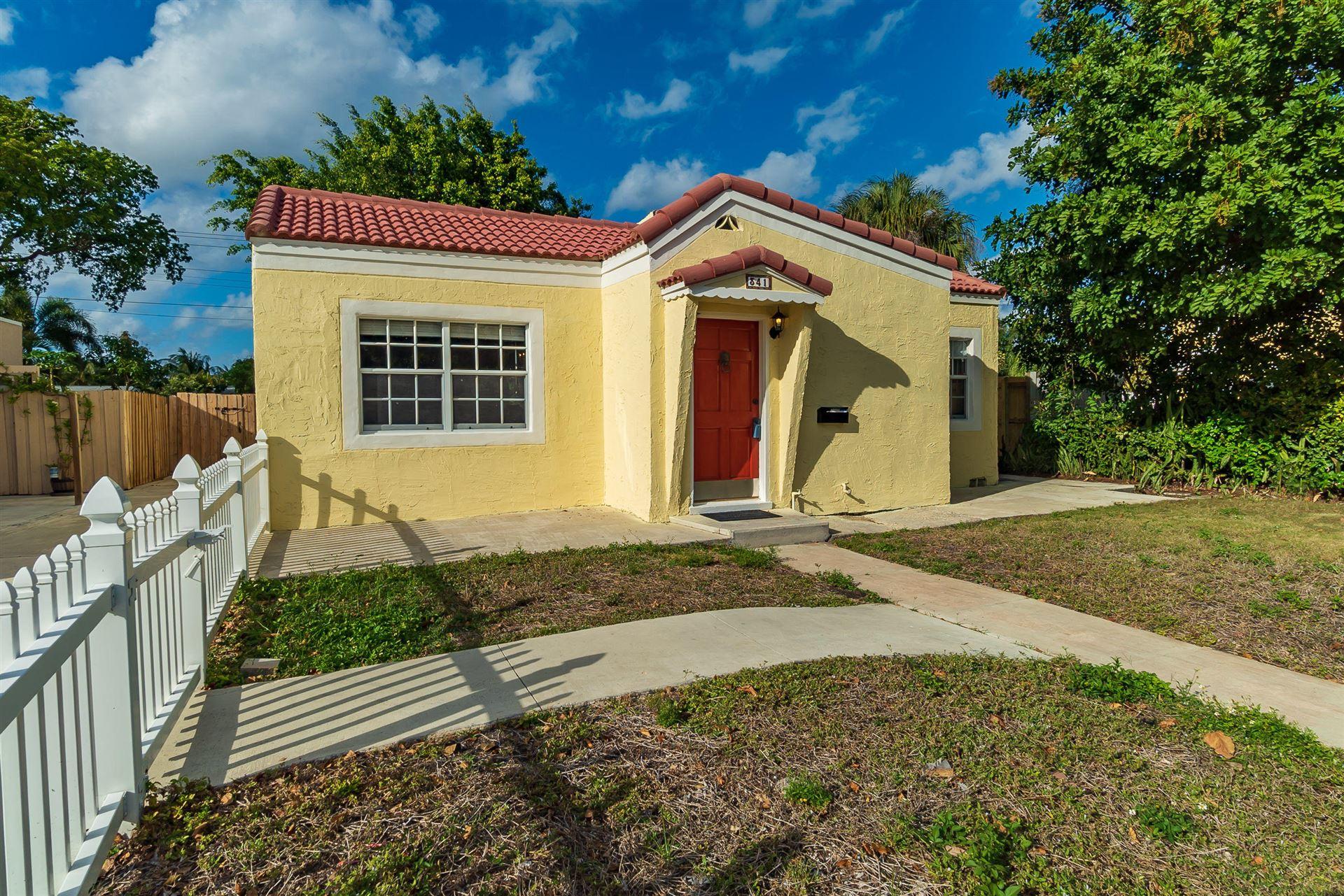 341 Hawthorne Drive, Lake Park, FL 33403 - MLS#: RX-10699548