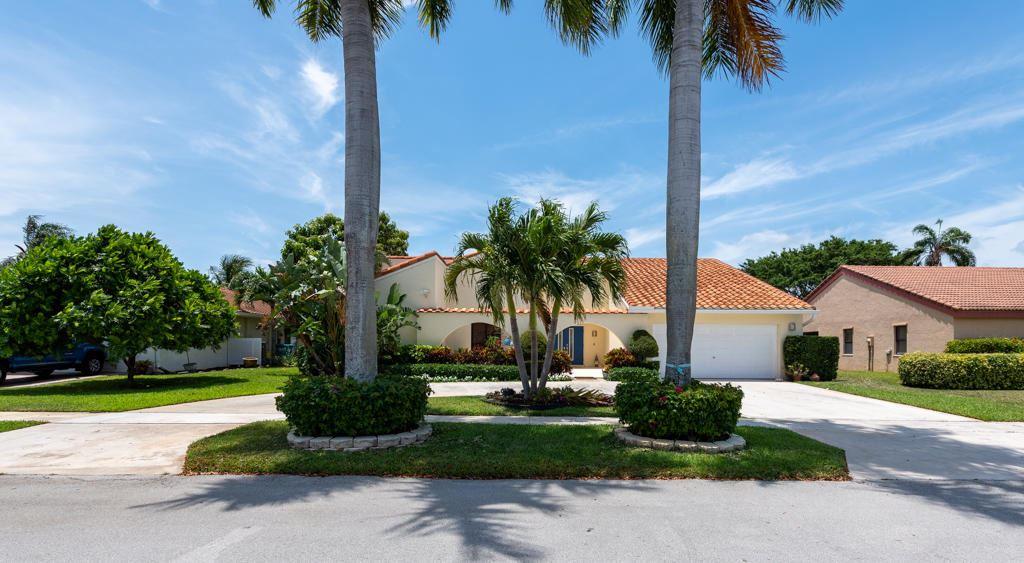 2663 SW 23rd Cranbrook Drive, Boynton Beach, FL 33436 - MLS#: RX-10713548