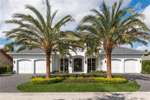 Photo of 1871 Thatch Palm Drive, Boca Raton, FL 33432 (MLS # RX-10574549)