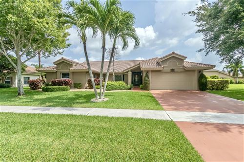 Photo of 11325 Island Lakes Lane, Boca Raton, FL 33498 (MLS # RX-10636549)