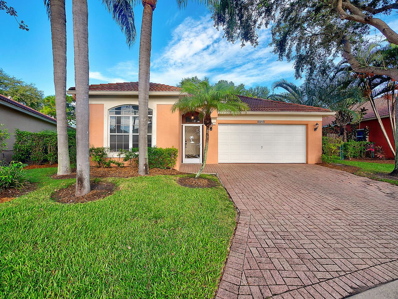 8059 Via Hacienda, Riviera Beach, FL 33418 - #: RX-10653549