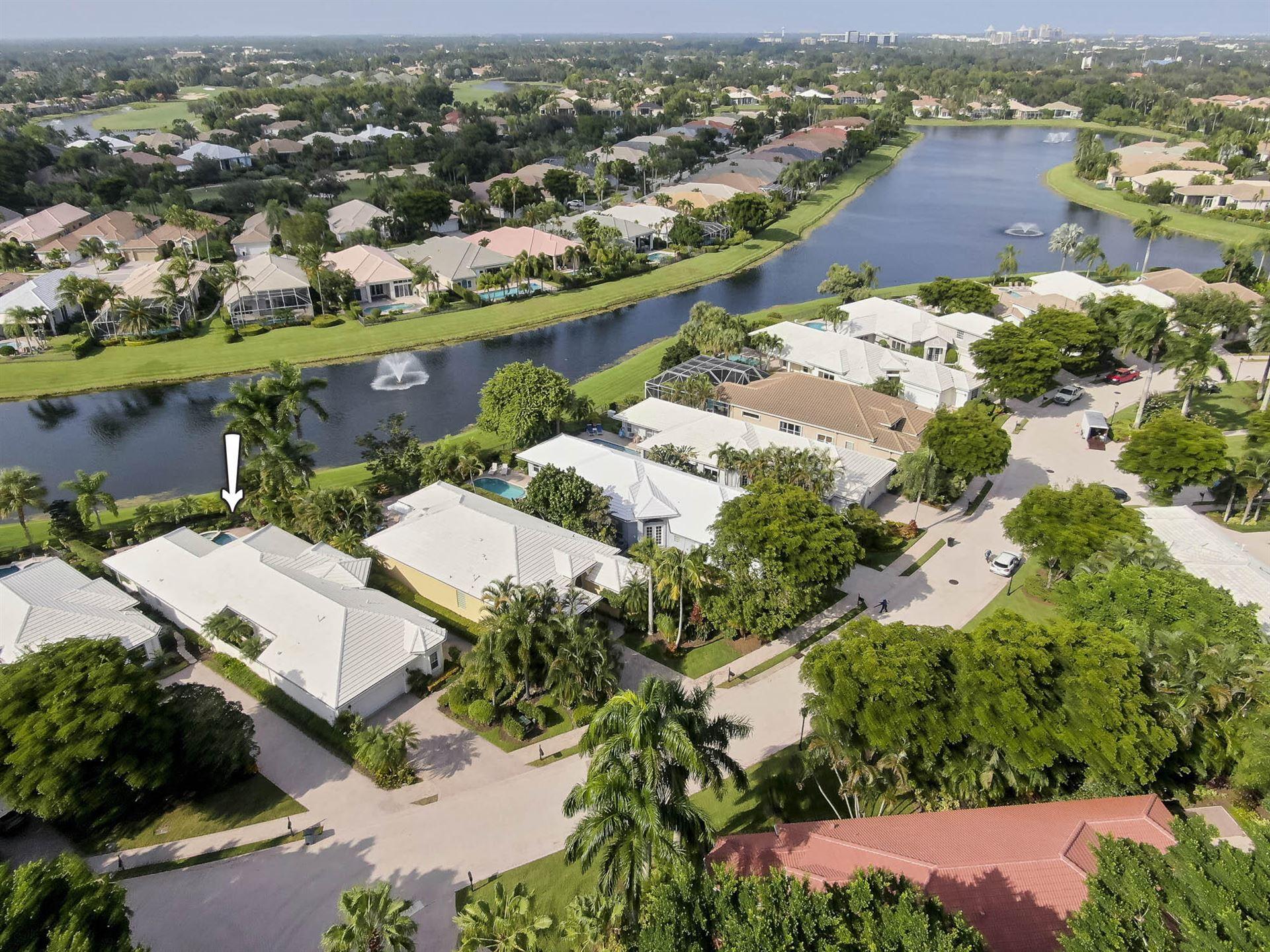 Photo of 121 Victoria Bay Court, Palm Beach Gardens, FL 33418 (MLS # RX-10751549)